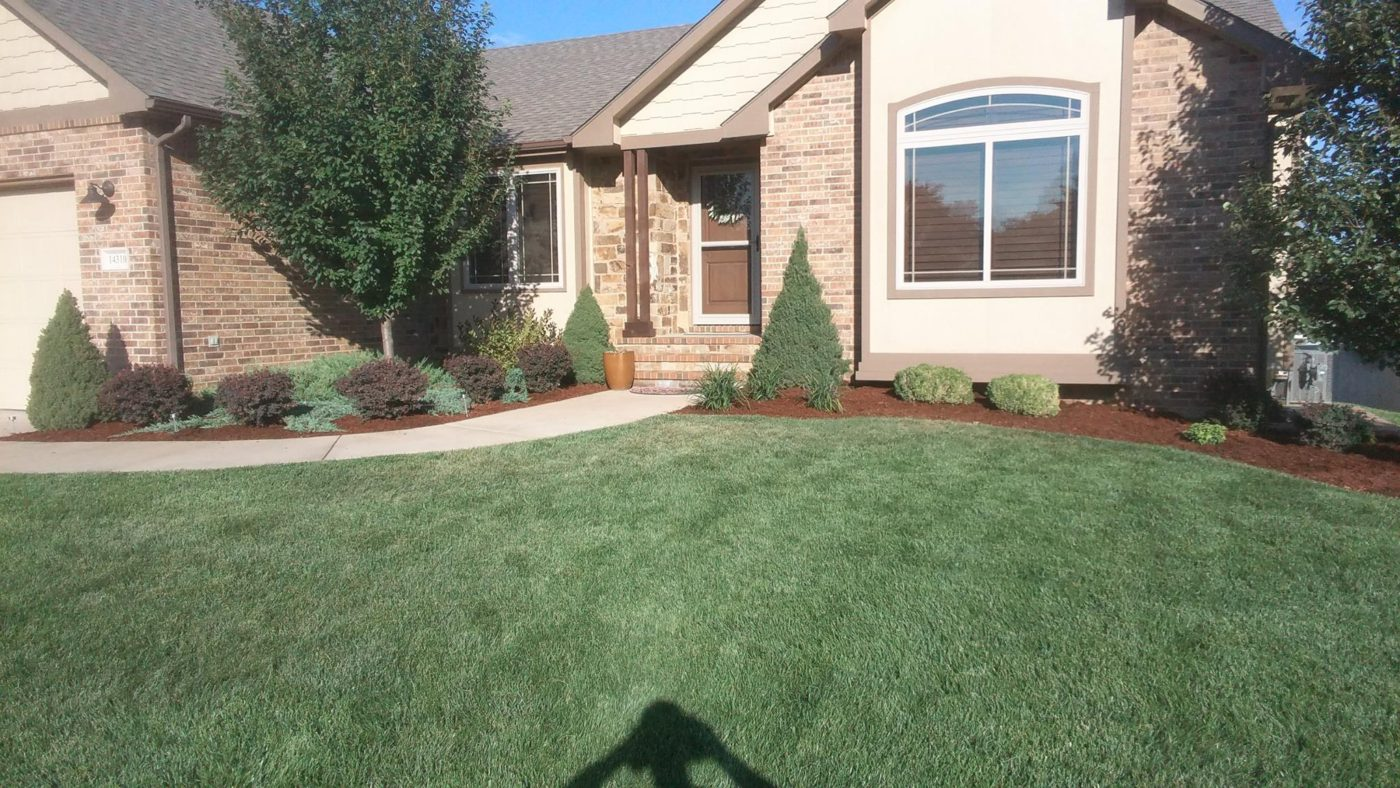 landscaping wichita ks landscaping - Landscaping Wichita KS Grass Monkey Lawn Care